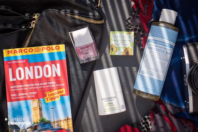 London Shoppingausbeute