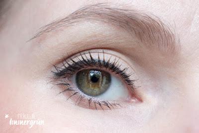 Tragebild Precision & Care Mascara von Annemarie Börlind