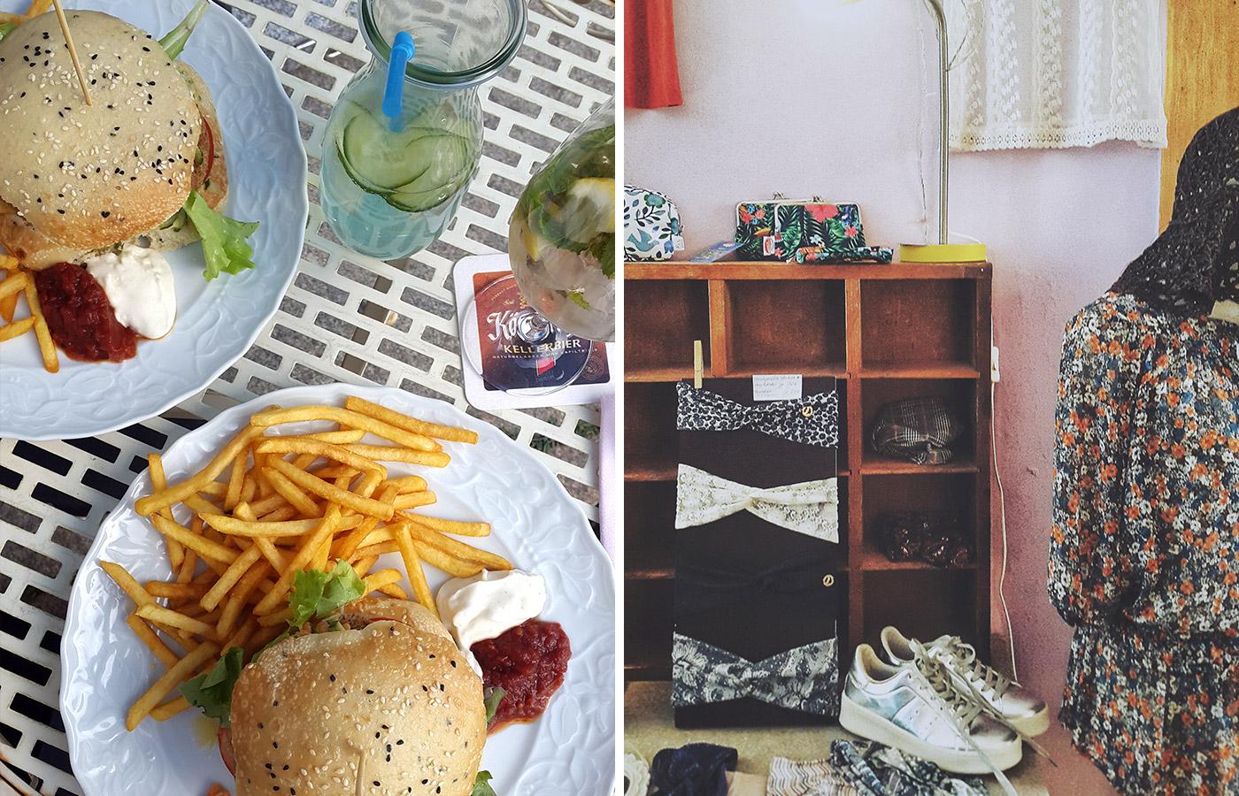 Laden Schwesterchen & Schwesterchen / Burger bei Green Soul