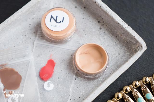 Nui Cosmetics Natural Liquid Foundation