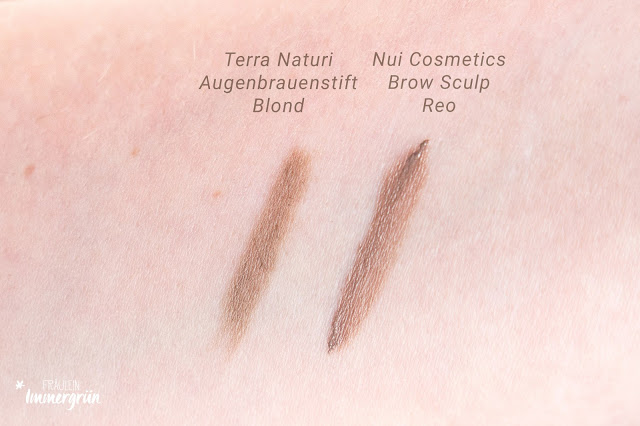 Nui Cosmetics Brown Sculpt Reo