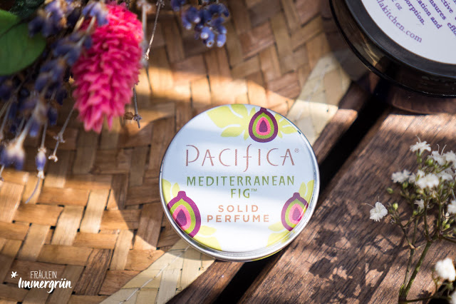 Pacifica Solid Perfume Mediterranean Fig