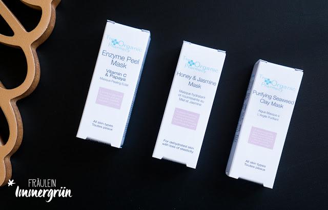 The Organic Pharmacy Masken