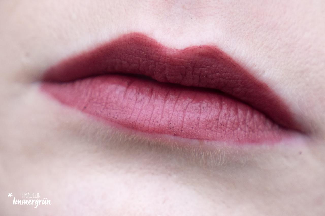 puroBIO cosmetics Lip Tint in 06 Burgunder
