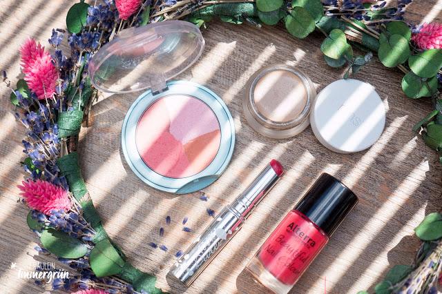 Quartalsfavoriten Naturkosmetik vegane Kosmetik