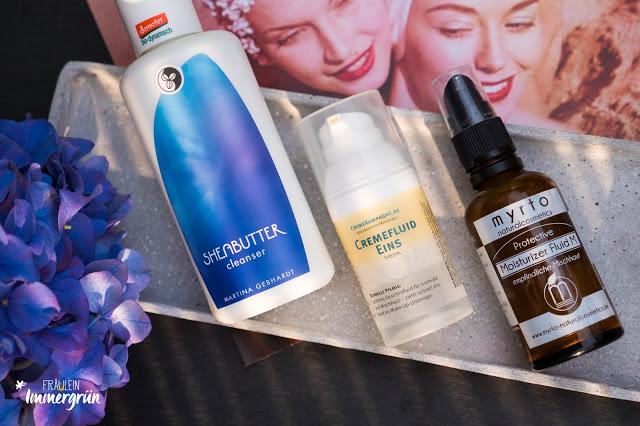 Milde Gesichtspflege – leicht, vegan, Naturkosmetik