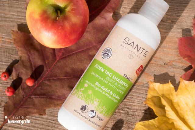Sante Family Jeden Tag Shampoo Bio-Apfel und Quitte