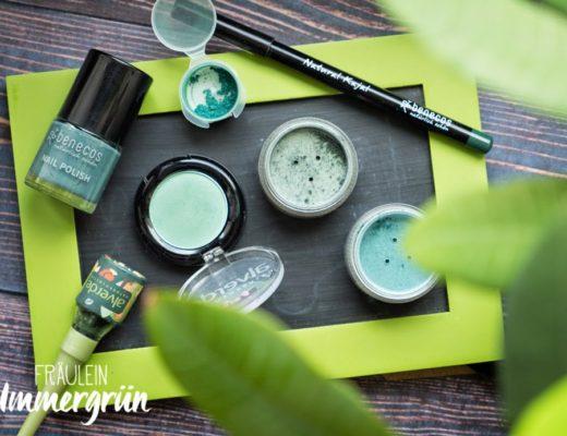 7 Shades of Green