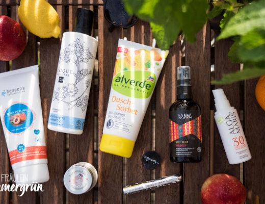 Diese Produkte machen Lust auf Sommer (Naturkosmetik)