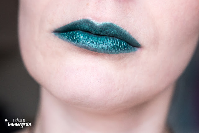 Alva Green Equinox Edition Enchanting Sea Lippen