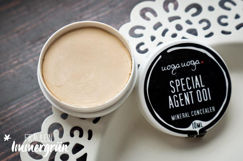 Uoga Uoga Concealer Special Agent 001