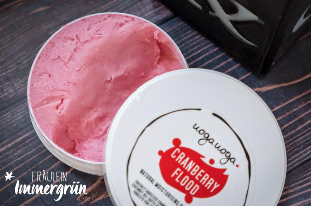 Uoga Uoga Body Butter Cranberry Flood