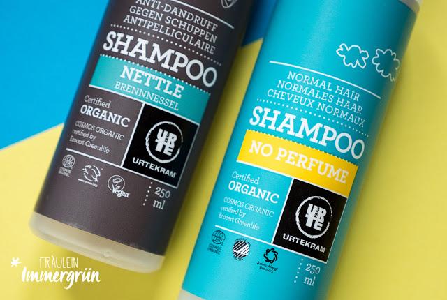 Urtekram Shampoos