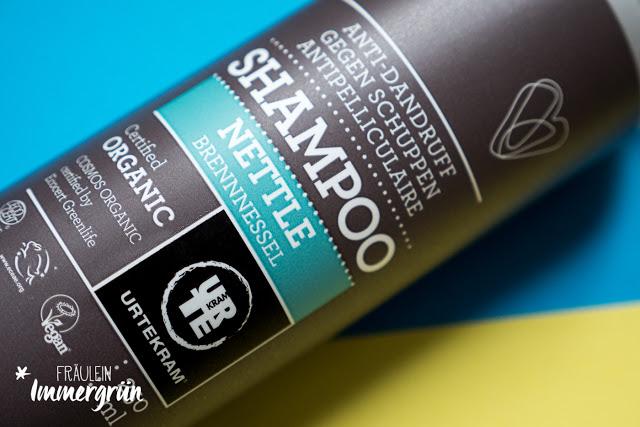 Urtekram Shampoo Brennnessel