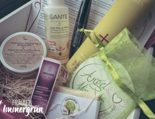 Vegan Box Beauty Review