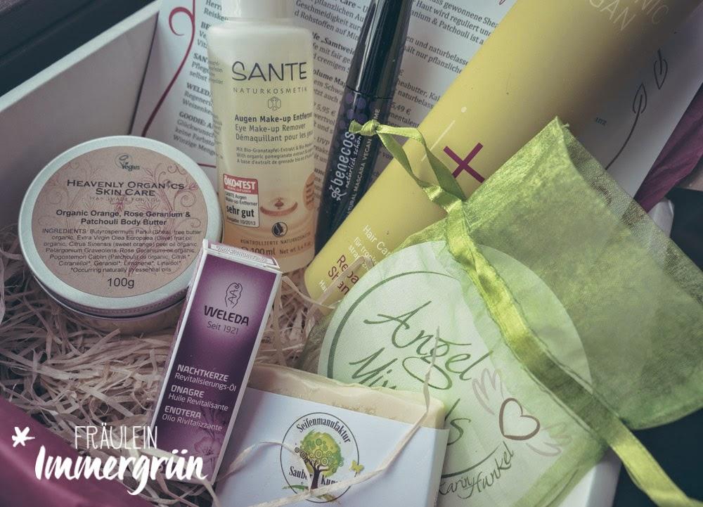 Vegan Box Beauty Review