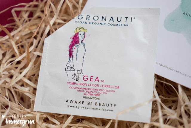 Agronauti GEA Color Correction Cream