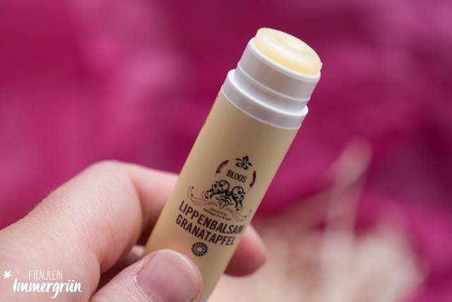 Bloos Lippenpflegestift Granatapfel