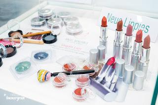 Vivaness, Angel Minerals: matte Lippenstifte
