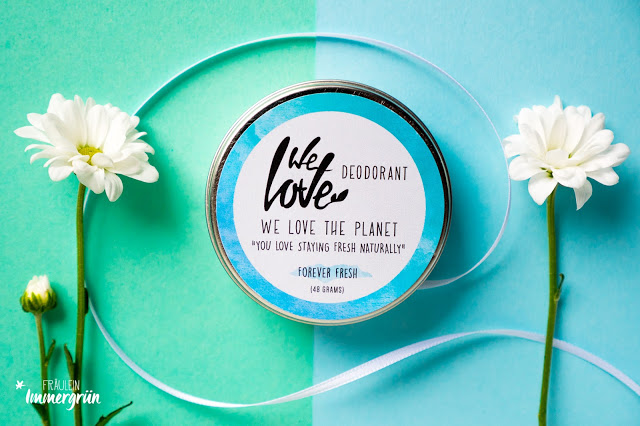 We love the planet Deocreme