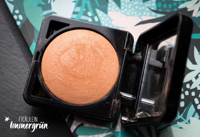 Alva Bronzing Powder 3 – beige-brown