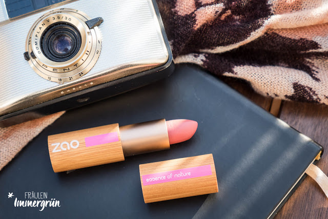 ZAO - Essence of nature Lipstick Matt 469 Nude Rose
