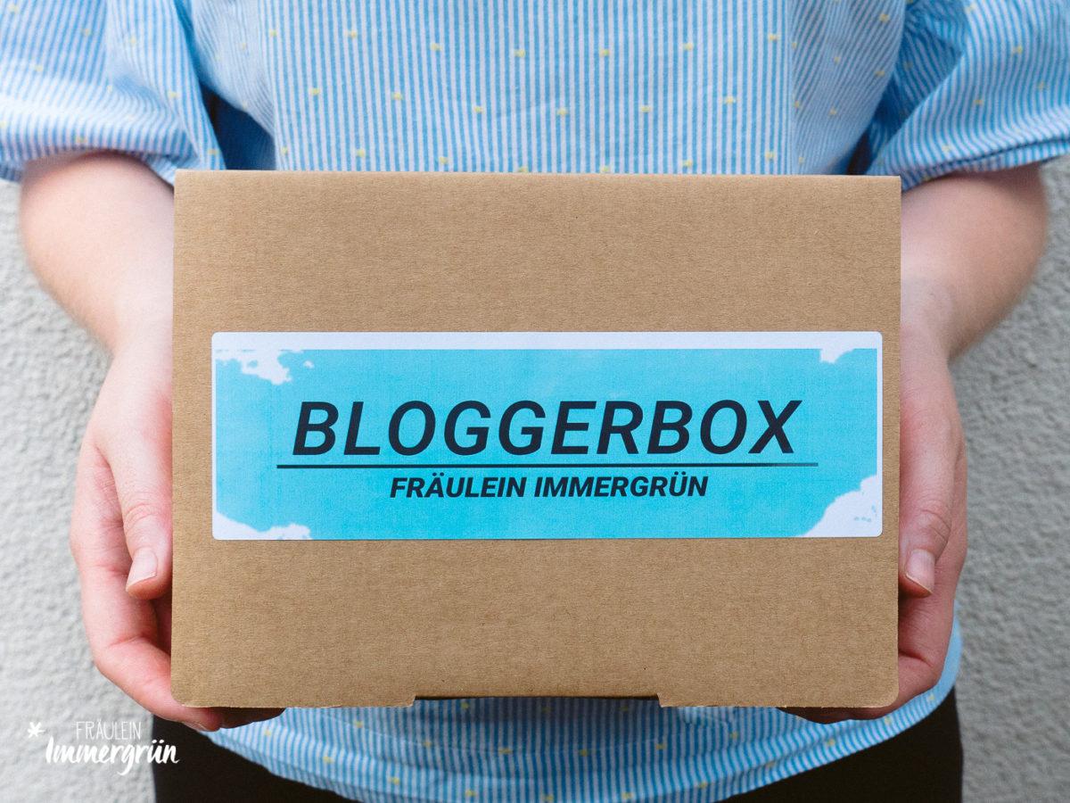 Naturkosmetik Box Bloggerbox Fräulein Immergrün bei Dieser Samstag