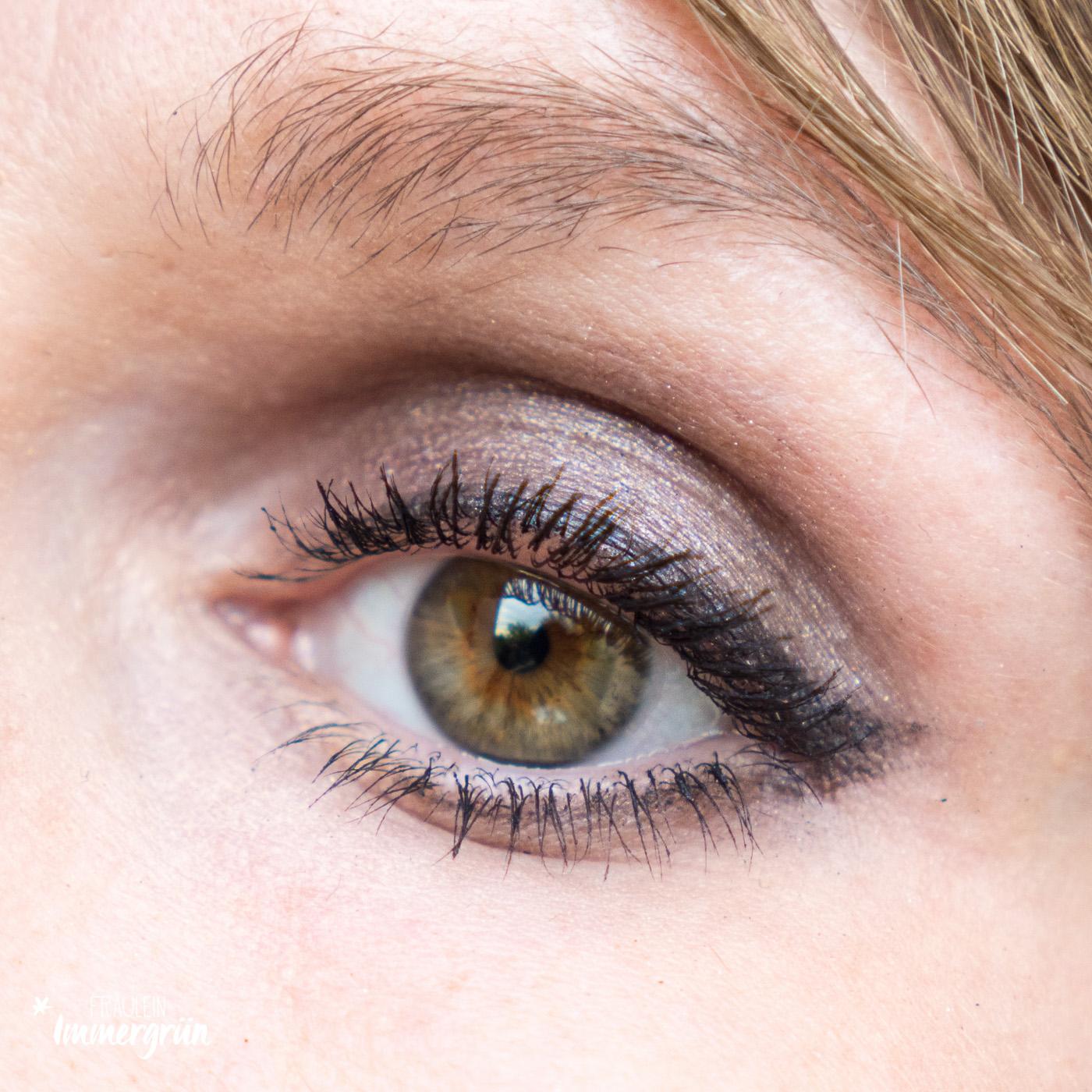 DM Alverde Neuigkeiten Herbst 2018 - vegane Naturkosmetik aus der Drogerie Pecision Eyeshadow Pen Pearly Taupe
