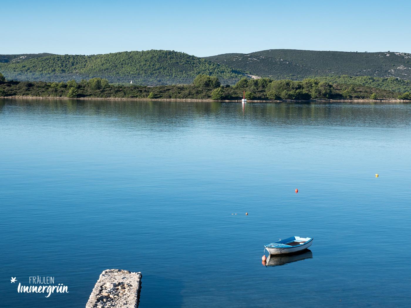 Dalmatien in Kroatien: Urlaub an der dalmatinischen Küste in der Nebensaison