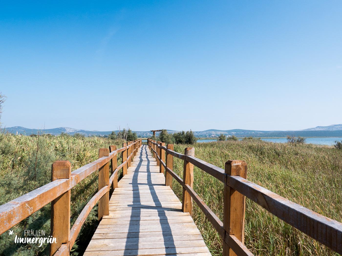 Dalmatien in Kroatien: Urlaub an der dalmatinischen Küste in der Nebensaison – Nationalpark Vransko Jezero