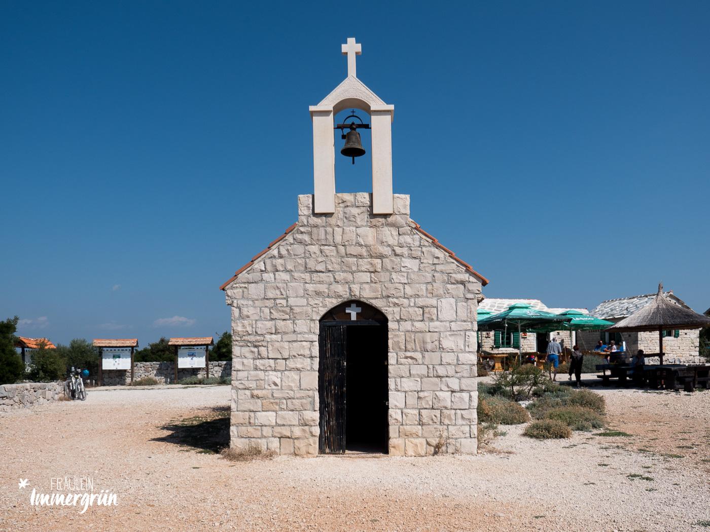 Dalmatien in Kroatien: Urlaub an der dalmatinischen Küste in der Nebensaison – Nationalpark Vransko Jezero, Aussichtspunkt Vidikovac Kamenjak