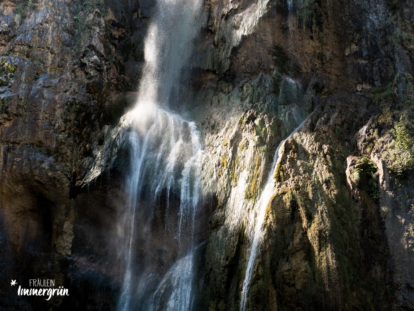 Dalmatien in Kroatien: Urlaub an der dalmatinischen Küste in der Nebensaison – Nationalpark Plitvicer Seen