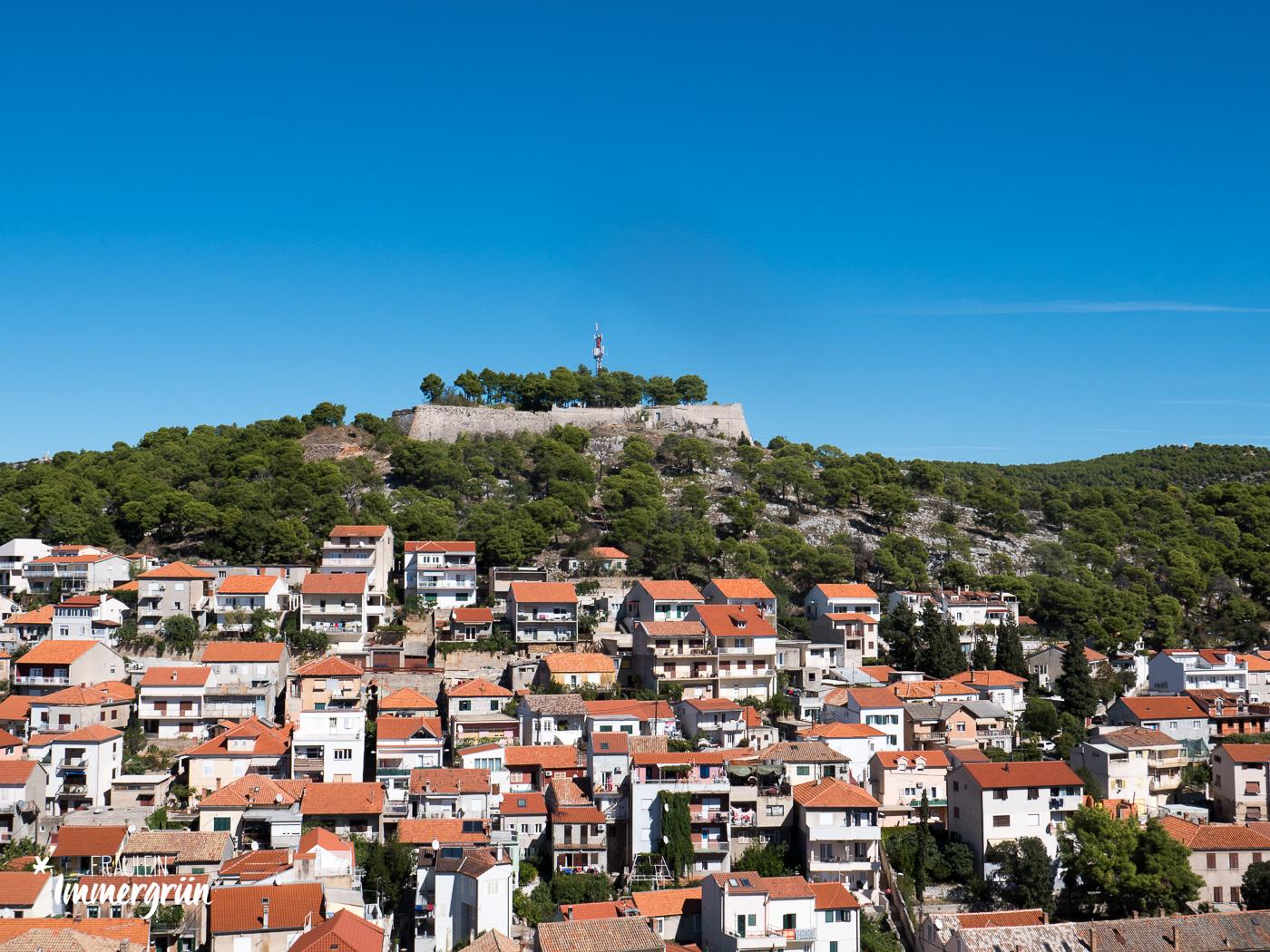 Dalmatien in Kroatien: Urlaub an der dalmatinischen Küste in der Nebensaison – Sibenik