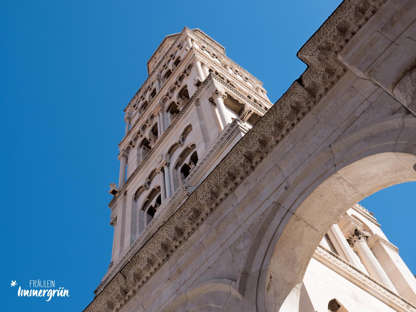 Dalmatien in Kroatien: Urlaub an der dalmatinischen Küste in der Nebensaison – Split Diokletianpalast