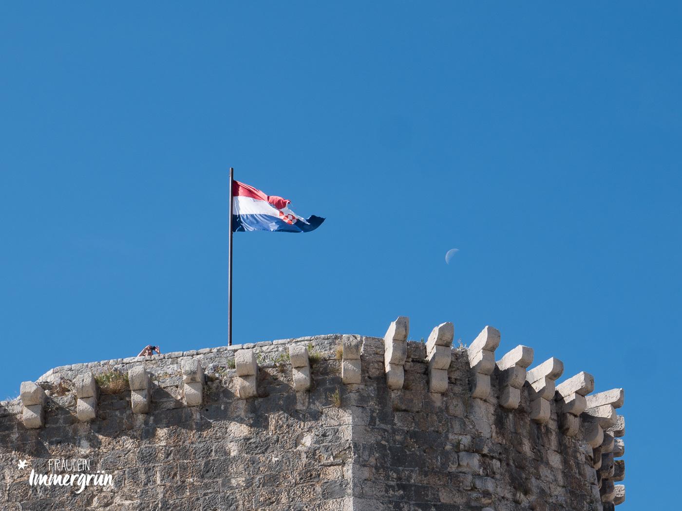 Dalmatien in Kroatien: Urlaub an der dalmatinischen Küste in der Nebensaison – Trogir
