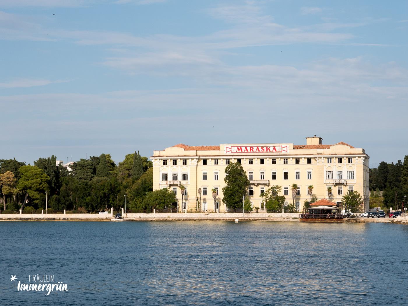 Dalmatien in Kroatien: Urlaub an der dalmatinischen Küste in der Nebensaison – Zadar