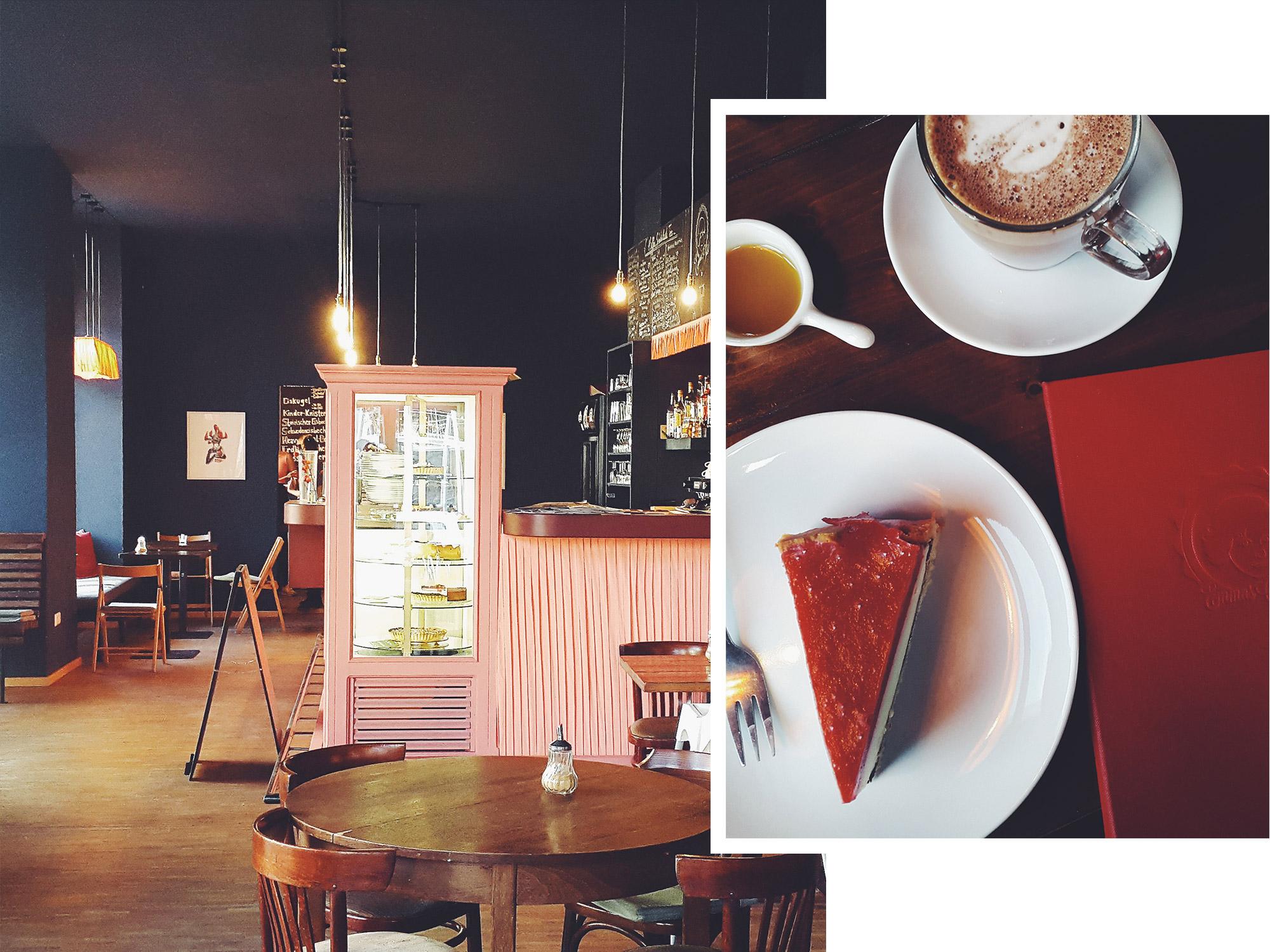 Chemnitz Kaßberg Café Emmas Onkel