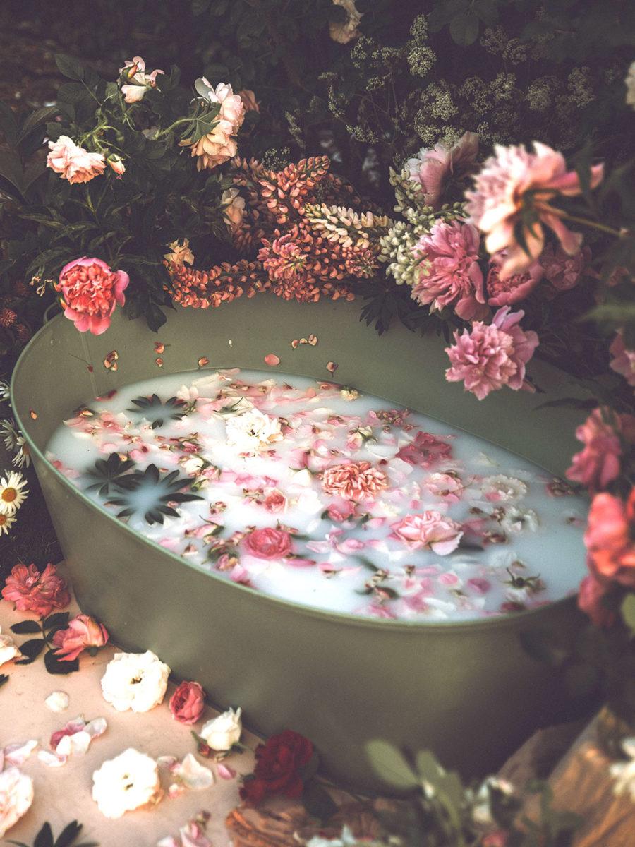 DIY Badekugeln und Badesalz - Inhaltsstoffe aus dem Supermarkt und Bioladen