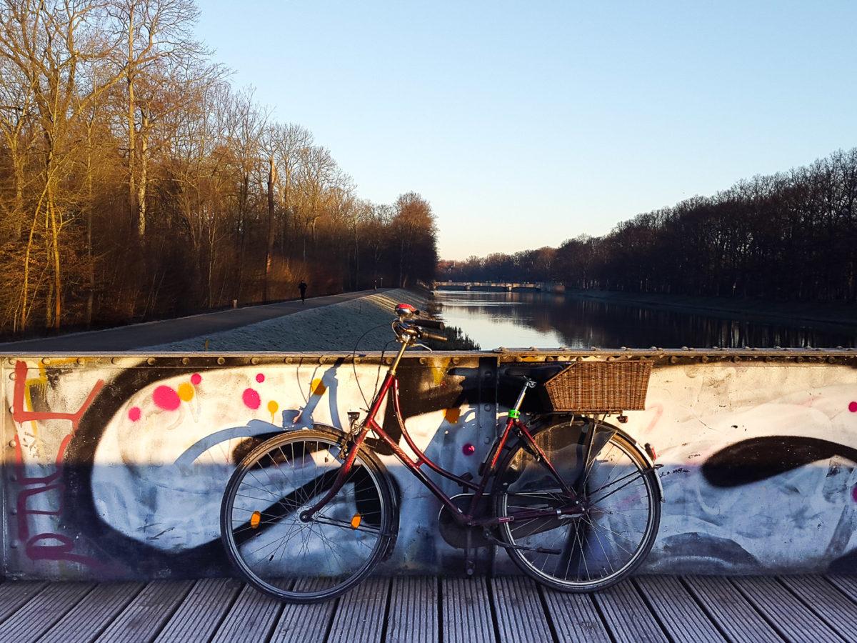 Leipzig mit dem Fahrrad We ride Leipzig